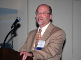 Mitch Schubert, MD introduces the fellow presentations from the Medical College of Virginia
