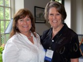 Course Directors Cynthia Taylor, RN and Margie Danner-Roth, RN are deservedly proud after another successful conference