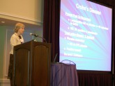 Dr. Christina Surawicz from University of Washington discusses the role of probiotics in Crohn's disease