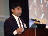 2008 Course Co-Director Pramod Malik, MD provides an overview of the meeting agenda