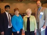 2008 Course organizers Pramod Malik, MD, Cynthia Taylor, CGRN, Gail DeCosta, RN, Jan Janson, MD, FACG