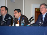 IBD panel featuring Carmen Cuffari, MD, Jean-Paul Achkar, MD, and Francis Farraye, MD